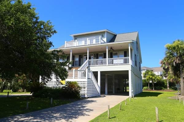 "2802 Myrtle St - ""Sea Y'all"" - Image 1 - Edisto Beach - rentals"