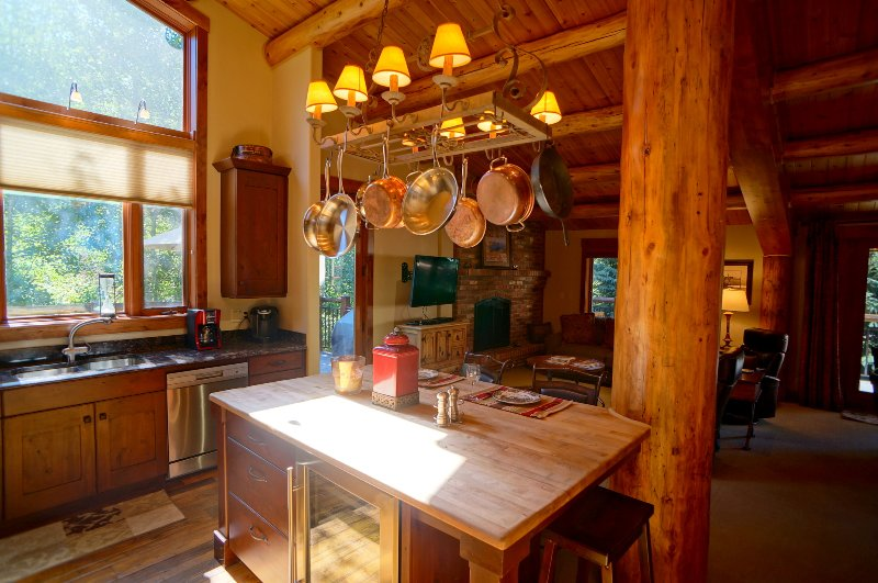 Norwegian Log Town Home - Image 1 - Steamboat Springs - rentals