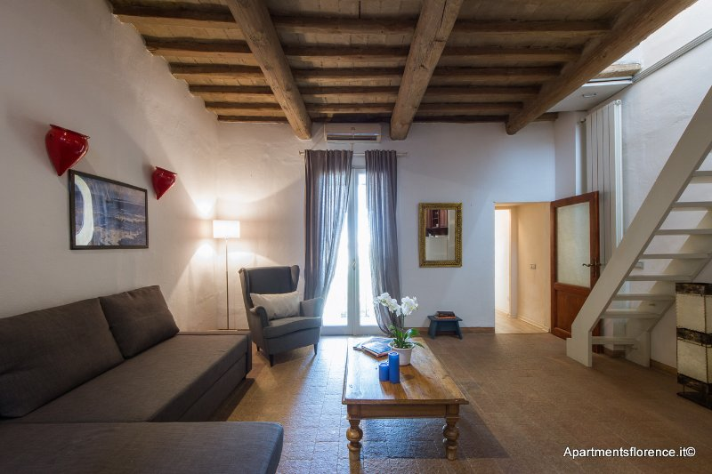 Spacious 3 Bedroom Vacation Rental in Florence - Image 1 - Florence - rentals