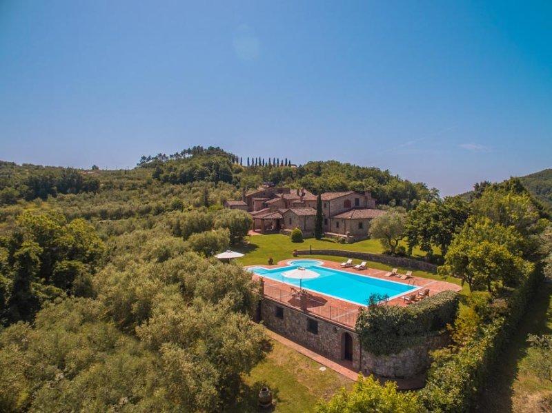 Terrazza - Image 1 - Montecatini Terme - rentals