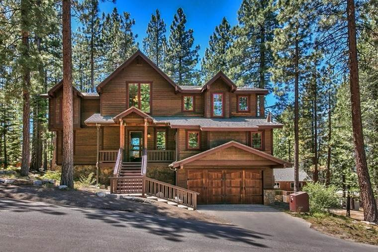 3597 Mackedie Luxury Mountain Home - Image 1 - South Lake Tahoe - rentals