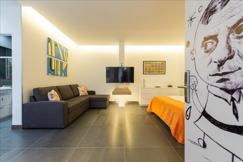 Suites Garden 9 Loft Miro - Image 1 - Las Palmas de Gran Canaria - rentals