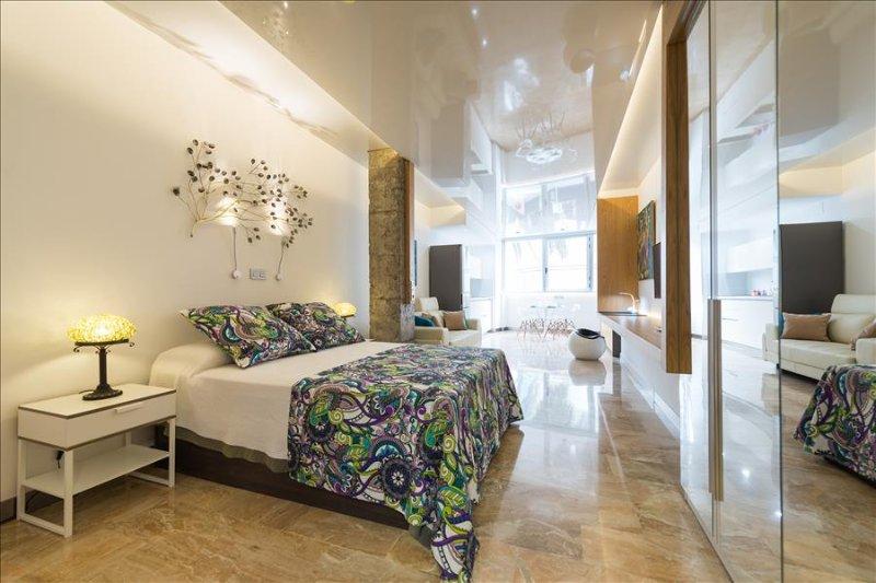 Suites Garden 7 Loft Roy Lichtenstein - Image 1 - Las Palmas de Gran Canaria - rentals