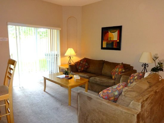 Regal Palms Resort 4 Bedroom 3 Bathroom Town House. 223LMS - Image 1 - Davenport - rentals