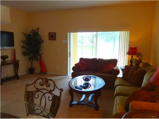 4 Bedroom 3 Bath Town Home in Fantastic Gated Resort. 2633CA - Image 1 - Davenport - rentals