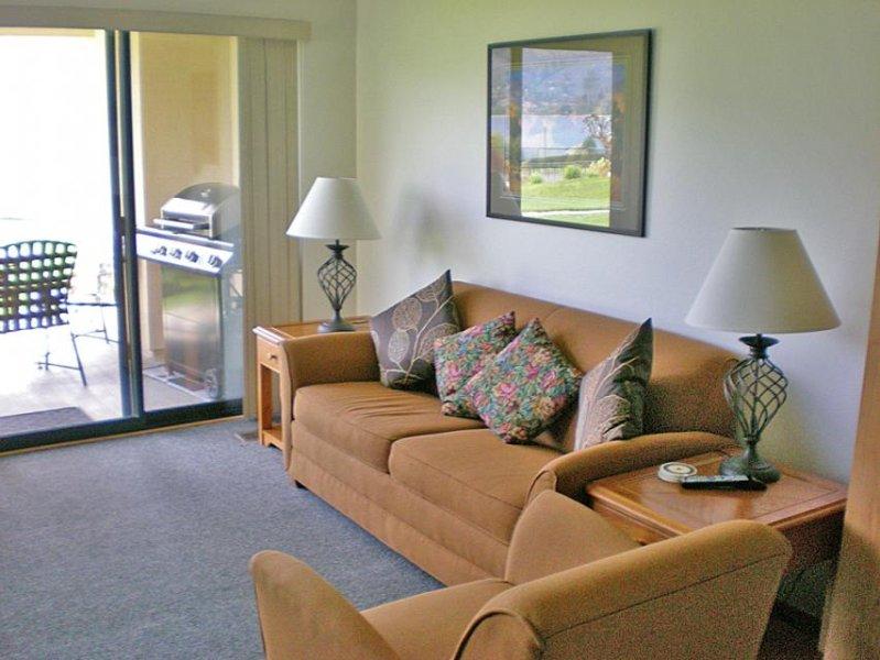 Spacious, lakefront condo w/ lake views, shared pool, hot tub, & more! - Image 1 - Chelan - rentals