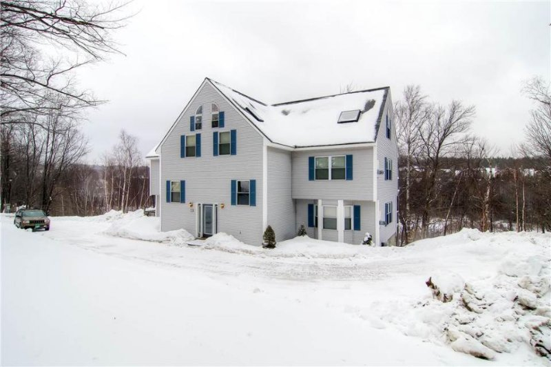 Tri-level duplex walking distance to Mount Snow chairlifts! - Image 1 - West Dover - rentals
