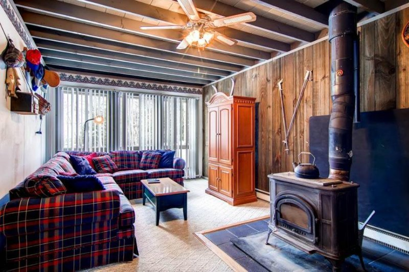 Cozy family-friendly condo, close to skiing and fishing - Image 1 - Dover - rentals