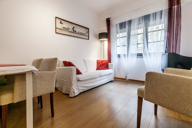 Living Room - Mouraria/ St. George Castle - Lisbon - rentals