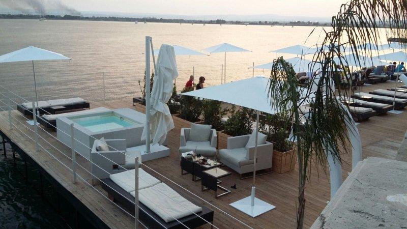 stabilimento balneare a 100 metri - Casa Aretusa - Ortigia - Syracuse - rentals