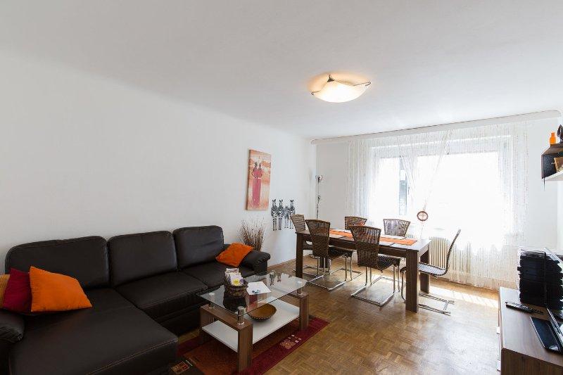 Living Room - APARTMENT Am Donaukanal - Vienna - rentals
