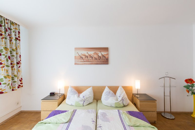 The Master Bedroom - APARTMENT Am Donaukanal - Vienna - rentals