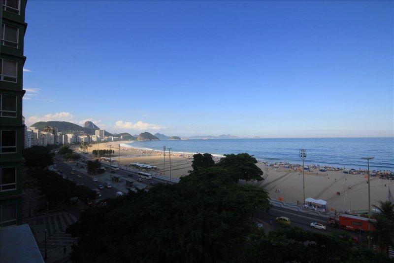 GoHouse ★Atlantica 801★ - Image 1 - Rio de Janeiro - rentals
