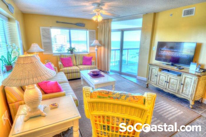 Super Affordable: Luxury 2 Bedroom Ocean View - Image 1 - North Myrtle Beach - rentals