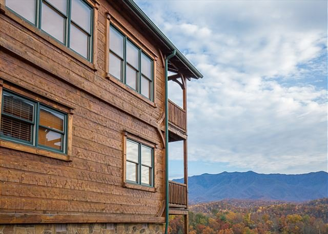 Unmatched Mountain Views! Luxurious 2 BR Cabin. Summer from $149!!! - Image 1 - Gatlinburg - rentals