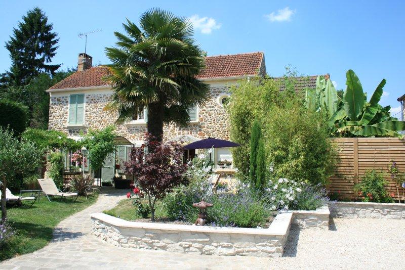 Le Petit Nailly - Image 1 - Magny-les-Hameaux - rentals