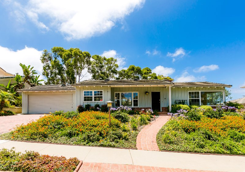Muirlands - La Jolla Home w/ Beautiful Garden - Image 1 - La Jolla - rentals
