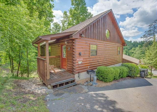 Bear Escape: 1BR w/ Hot Tub & Pool Table (Sleeps 4) - Image 1 - Sevierville - rentals