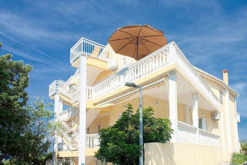 house - A00113ZIVO R4(3) - Zivogosce - Zivogosce - rentals