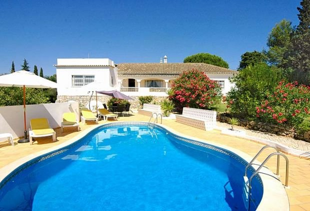 4 bedroom Villa in Vale De Parra, Albufeira, Central Algarve, Portugal : ref - Image 1 - Guia - rentals