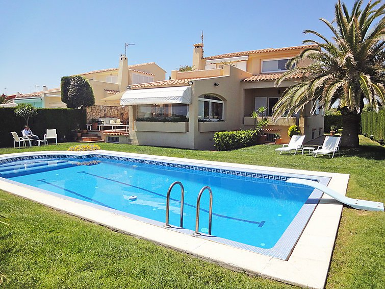4 bedroom Villa in L Ametlla De Mar, Costa Daurada, Spain : ref 2009093 - Image 1 - L'Ametlla de Mar - rentals