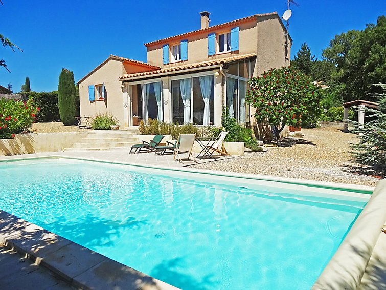 3 bedroom Villa in Roussillon, Provence, France : ref 2012491 - Image 1 - Gargas - rentals