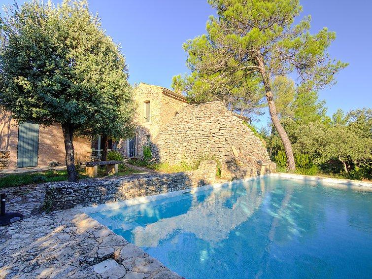 3 bedroom Villa in Menerbes, Provence, France : ref 2012466 - Image 1 - Menerbes - rentals