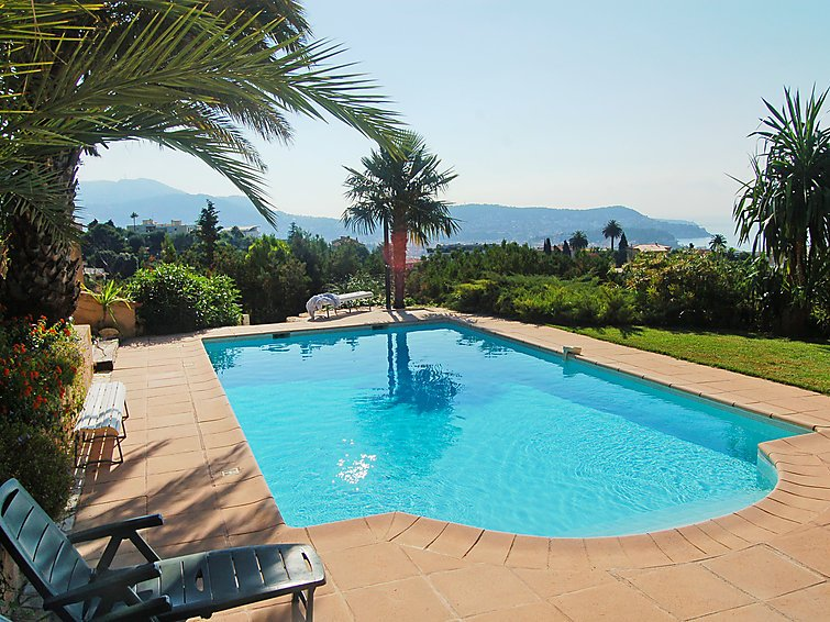 3 bedroom Villa in Nice, Cote d'Azur, France : ref 2012972 - Image 1 - Cote d'Azur- French Riviera - rentals