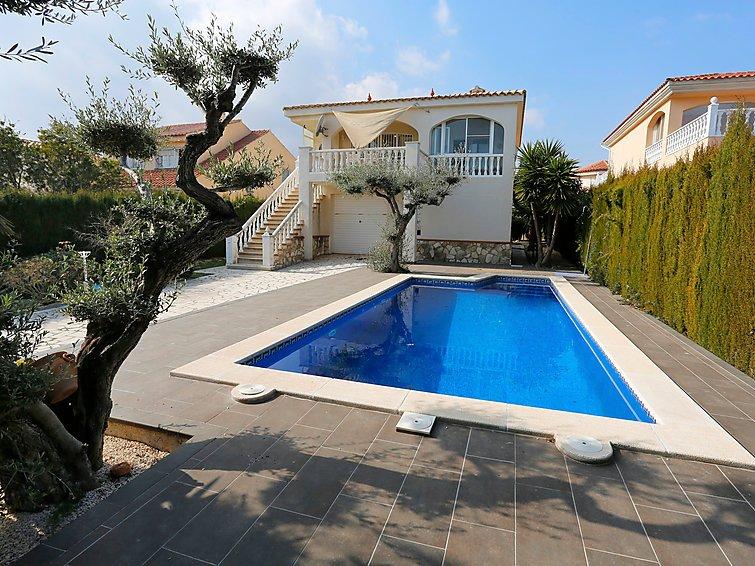 4 bedroom Villa in L'Ampolla, Costa Daurada, Spain : ref 2026362 - Image 1 - L'Ampolla - rentals