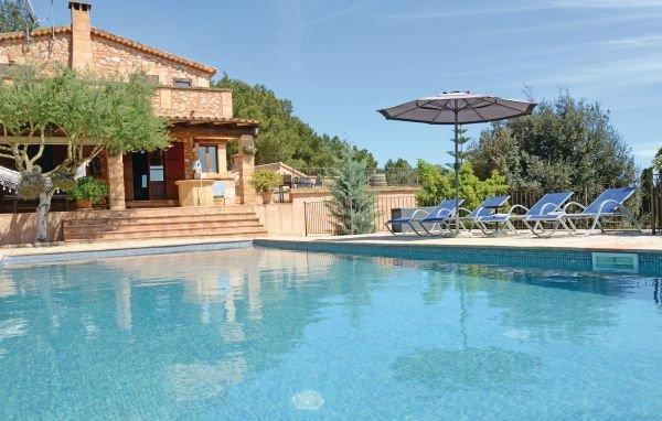 5 bedroom Villa in Manacor, Balearic Islands, Majorca, Mallorca : ref 2090926 - Image 1 - Son Macia - rentals