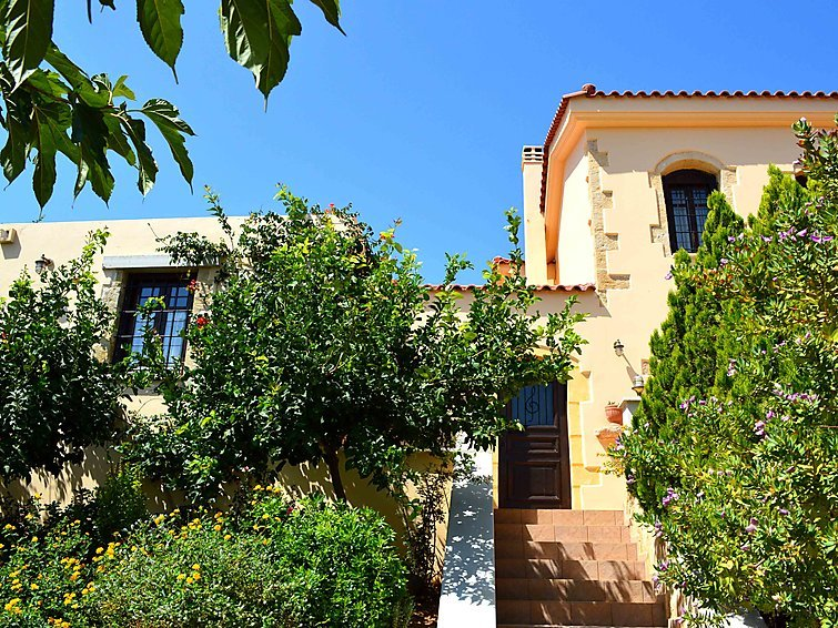 5 bedroom Villa in Melissourgio, Chania, Chania, Crete, Greece : ref 2099100 - Image 1 - Nochia - rentals