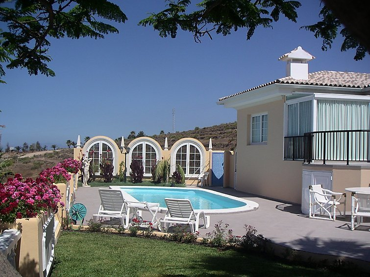 3 bedroom Villa in Chayofa, Tenerife, Canary Islands : ref 2099304 - Image 1 - Chayofa - rentals