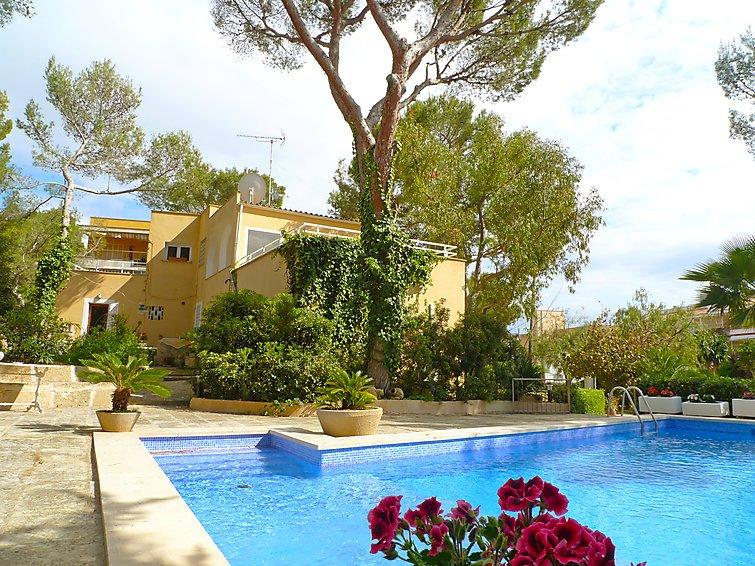 4 bedroom Villa in Santa Ponca, Mallorca : ref 2099349 - Image 1 - Santa Ponsa - rentals