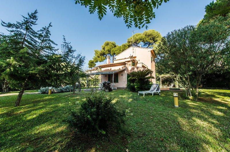 4 bedroom Villa in Castiglioncello, Etruscan Coast, Tuscany, Italy : ref 2135262 - Image 1 - Castiglioncello - rentals