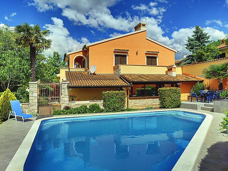 5 bedroom Villa in Pula Muntic, Istria, Croatia : ref 2215161 - Image 1 - Muntic - rentals