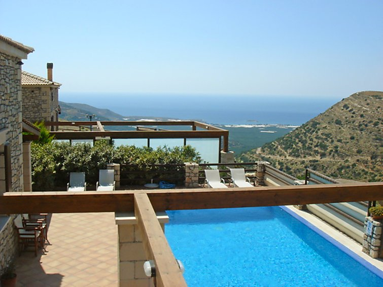 3 bedroom Villa in Falasarna, Crete, Greece : ref 2216791 - Image 1 - Gramvousa - rentals