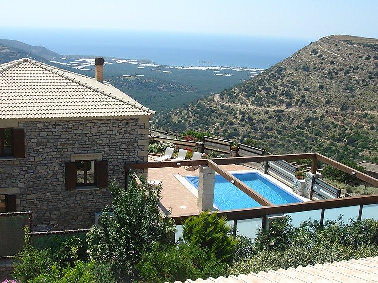 3 bedroom Villa in Falasarna, Crete, Greece : ref 2216695 - Image 1 - Gramvousa - rentals