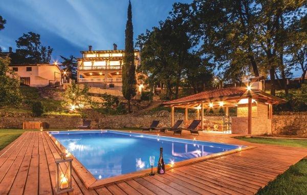 4 bedroom Villa in Opatija-Matulji, Opatija, Croatia : ref 2219115 - Image 1 - Matulji - rentals