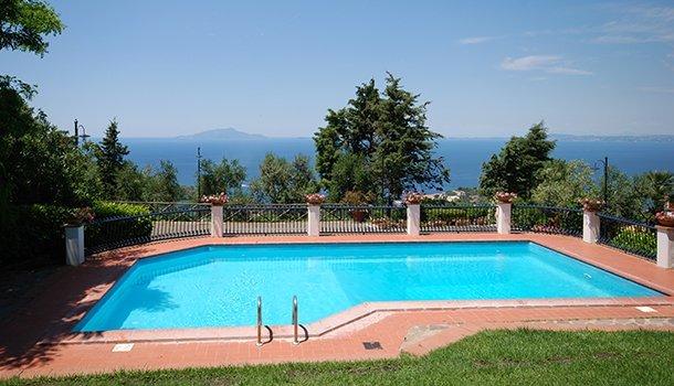4 bedroom Apartment in Sant  Agata Dei Due Golfi, Costa Sorrentina, Amalfi Coast, Italy : ref 2230503 - Image 1 - Sant'Agata sui Due Golfi - rentals