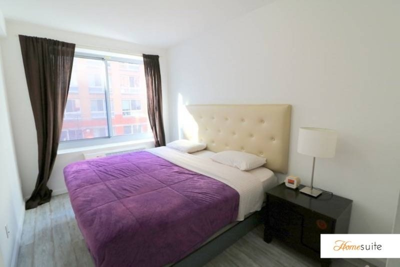 Furnished 2-Bedroom Apartment at 10th Ave & W 48th St New York - Image 1 - Weehawken - rentals