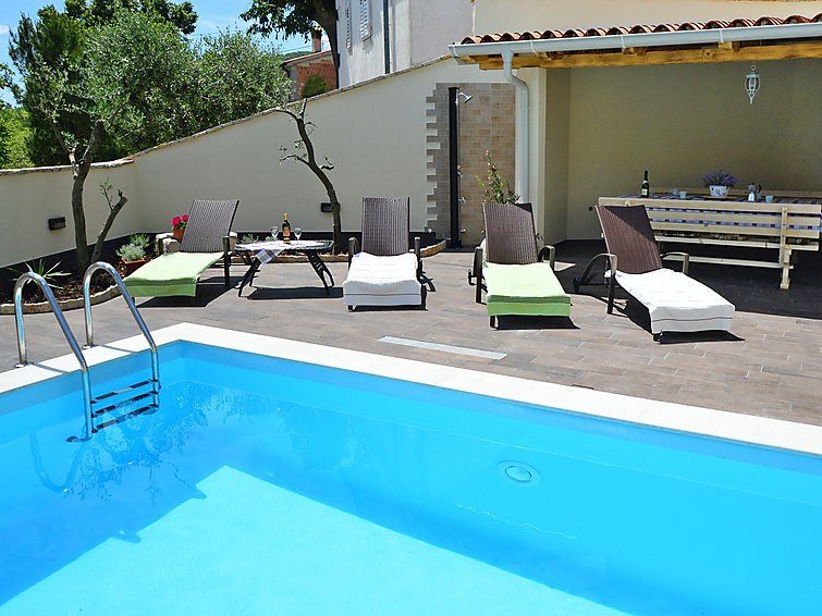4 bedroom Villa in Brsec, Kvarner, Croatia : ref 2235840 - Image 1 - Brsec - rentals