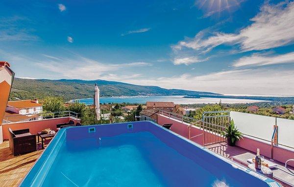4 bedroom Villa in Krk-Kornic, Island Of Krk, Croatia : ref 2238314 - Image 1 - Kornic - rentals