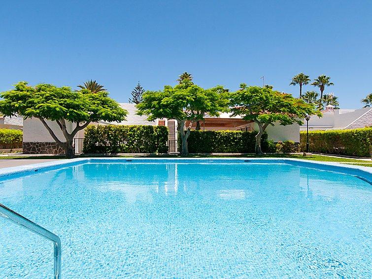 3 bedroom Apartment in Maspalomas, Gran Canaria, Canary Islands : ref 2242111 - Image 1 - Costa Meloneras - rentals