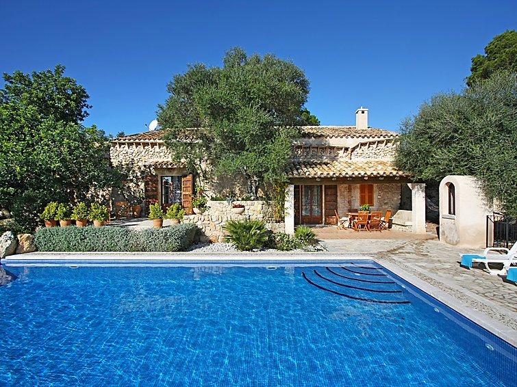 3 bedroom Villa in Sineu, Mallorca, Mallorca : ref 2242253 - Image 1 - Maria de la Salut - rentals