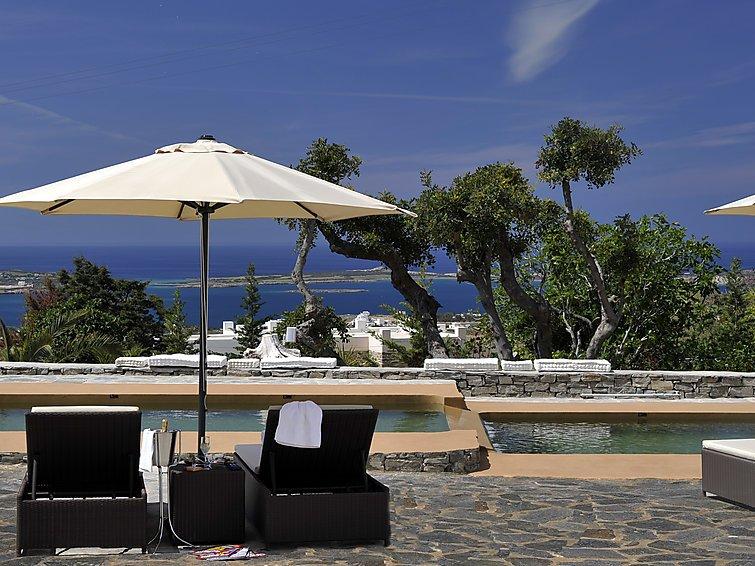 2 bedroom Apartment in Paros, Cyclades, Greece : ref 2242844 - Image 1 - Pounta - rentals