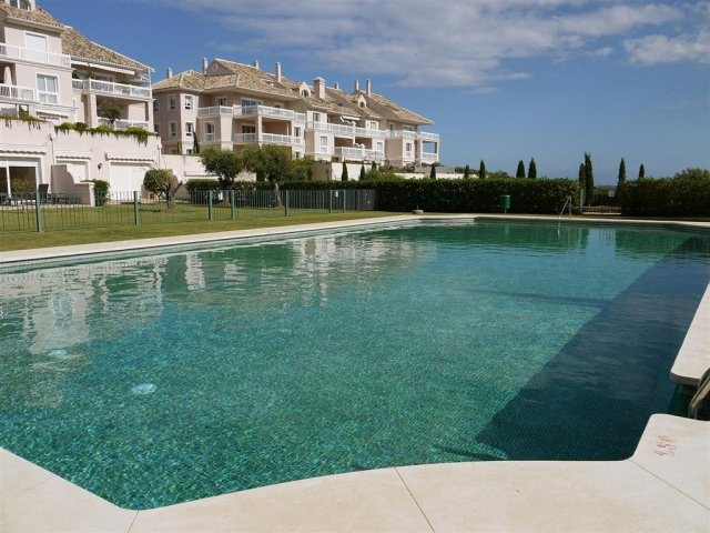 3 bedroom Apartment in Los Flamingos, Estepona, Spain : ref 2245741 - Image 1 - Cancelada - rentals