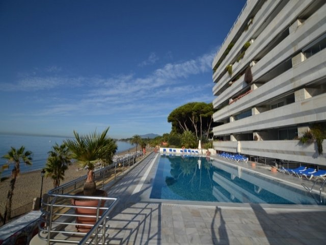 4 bedroom Apartment in Mariola, Marbella, Spain : ref 2245744 - Image 1 - Marbella - rentals