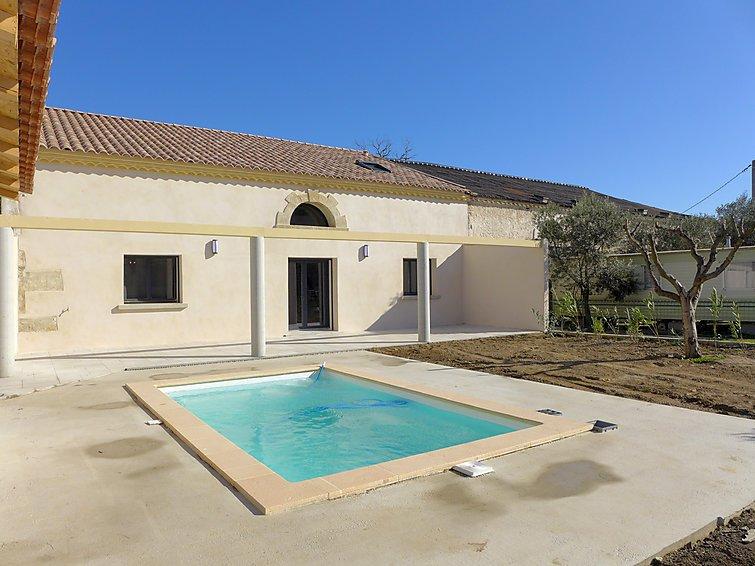 4 bedroom Villa in Fleury d'Aude, Hérault-Aude, France : ref 2253354 - Image 1 - Lespignan - rentals