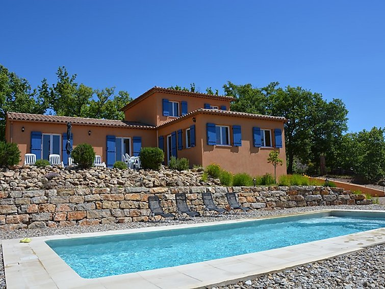 4 bedroom Villa in Aups, Provence, France : ref 2253435 - Image 1 - Tourtour - rentals