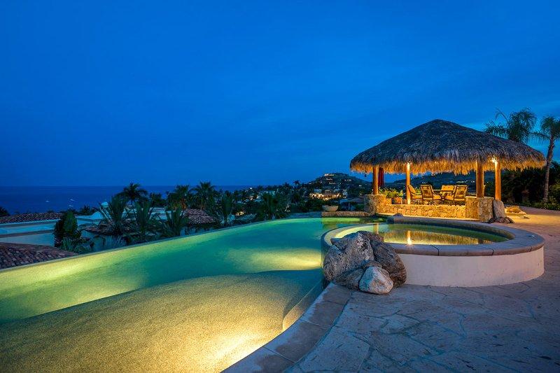 Villa Fuego y Agua, Sleeps 8 - Image 1 - San Jose Del Cabo - rentals